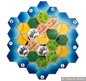 image about Settlers of Catan Printable named Catan Newswire - JULY 2010